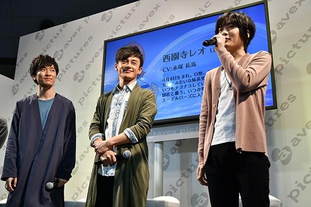 ミナト&コウジが料理を歌うユニット曲を初披露!「キンプリ」トークイベント【AnimeJapan 2017】