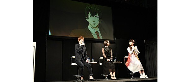 ヤハクィザシュニナの着ぐるみにM・A・O&釘宮理恵がメロメロ!「正解するカド」トークイベント【AnimeJapan 2017】