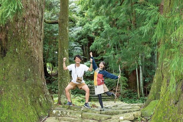 熊野古道エリアを散策!大門坂入口からスタート/大門坂入口