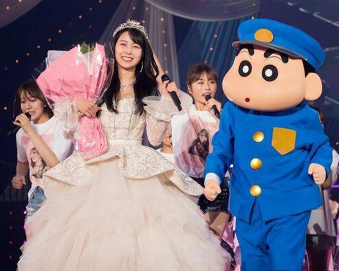 NMB48・白間美瑠卒業コンサートレポート!「皆さんの笑顔を私の人生をかけて守り続けます」
