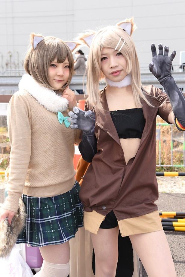 【コスプレ20選】アニメヒロインが勢ぞろい!初日のAnimeJapan2017で見つけたコスプレ美女たち