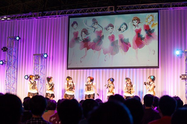 舞台劇を経てさらに良くなった表情や空気感にも注目!「AnimeJapan 2017」Wake Up, Girls!ステージ