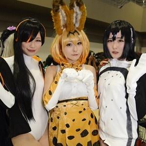 【コスプレ20選】コスプレ美女から強面レイヤーまで!AnimeJapan 2017を彩ったコスプレイヤー大特集