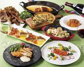 洋食ブッフェレストラン「グランサンク」