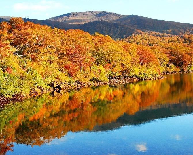 9月から見頃を迎える東北の紅葉スポット3選!秋の絶景を先取りしよう