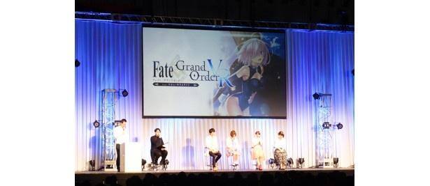 島崎信長をはじめキャスト陣のTYPE-MOON愛が際立った「Fate Project 2017」ステージ【AnimeJapan 2017】