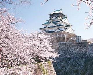 """絶景な桜が楽しめる!大阪の人気""""花見スポット""""5選"""