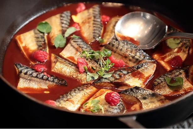 ランチビュッフェの料理イメージ