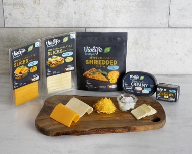 日本初上陸!100%植物性のプラントベースドチーズ&バターが関東圏から販売開始