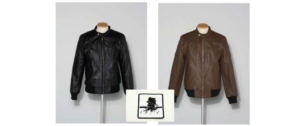 ジャケットの岩城滉一が着用、「無限35 designed by TYO EMPIRE」限定レザージャケットは126,000円!