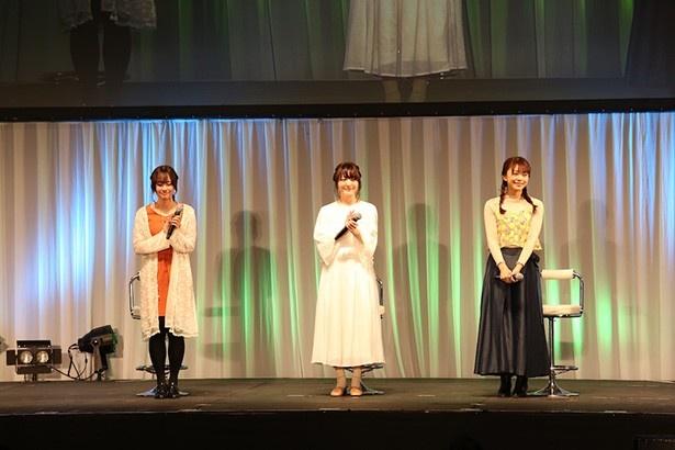 花守ゆみりが焼き鳥愛を語る!「結城友奈は勇者である -鷲尾須美の章-」ステージ【AnimeJapan 2017】