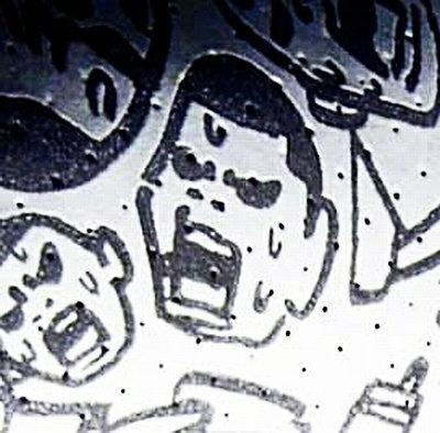 このイラスト、ひょっとして湘北高校背番号4のあのキャラクター…!?