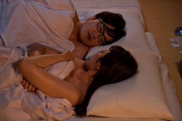 「来世ではちゃんとします2」第5話、檜山トヲル(飛永翼/ラバーガール)と心ちゃん(中川知香)