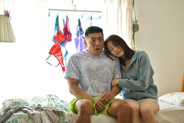 「来世ではちゃんとします2」第5話、林勝(後藤剛範)と梢ちゃん(浦まゆ)