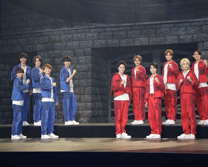HiHi Jets&美 少年主演『少年たち』開幕!伝統舞台に新たな歴史「誰一人欠けることなく駆け抜ける」