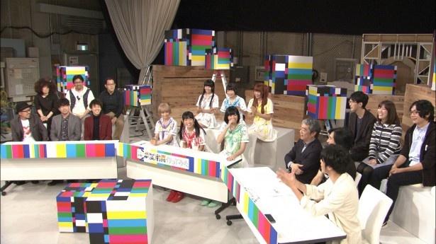 「ネットで決戦!#(笑)動画作ってみた」では西野亮廣らをゲストに迎え、スタジオトークも展開