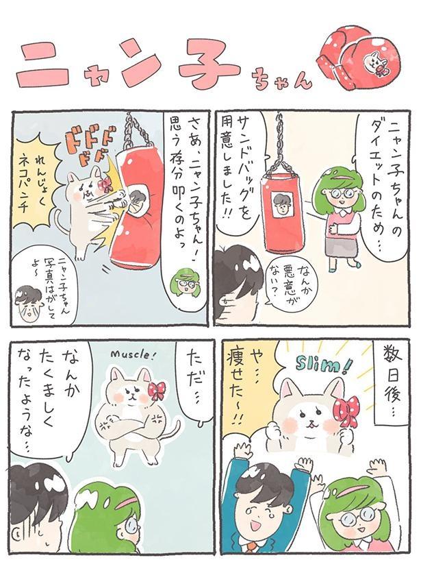 ニャン子ちゃん_20210725
