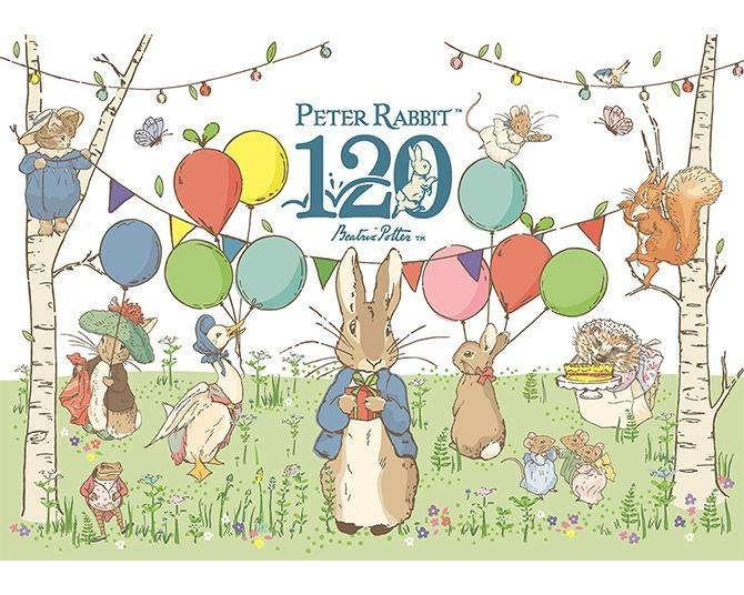 ピーターラビットは一通の絵手紙から始まった!「出版120周年 ピーターラビット展」開催