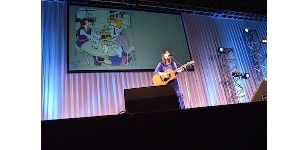 第1クールを振り返ったり、シャリオの過去の秘密に思いを馳せたりの「リトルウィッチアカデミア」ステージ【AnimeJapan 2017】