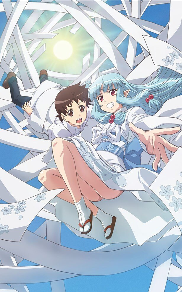 絵コンテはアニメ1/2話分!?春アニメ「つぐもも」OP映像が4月1日まで先行公開