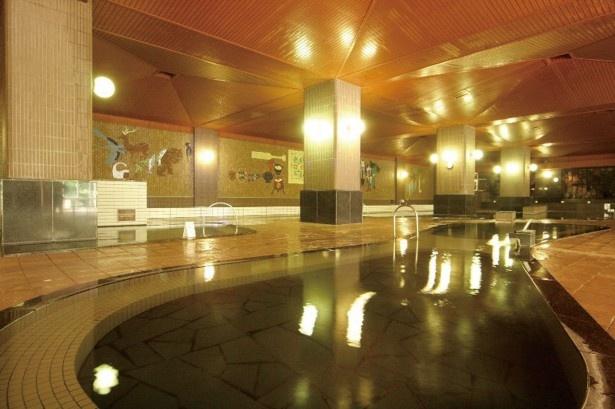 定山渓ホテル/湯量豊富な3本の源泉を有する温泉自慢の宿
