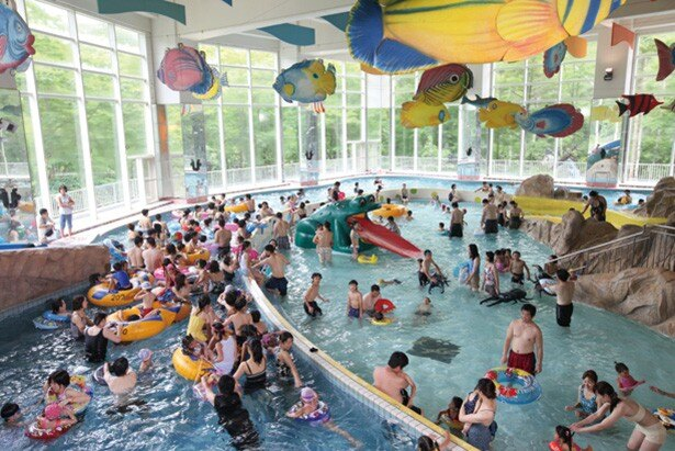 定山渓ビューホテル/水の王国ラグーン