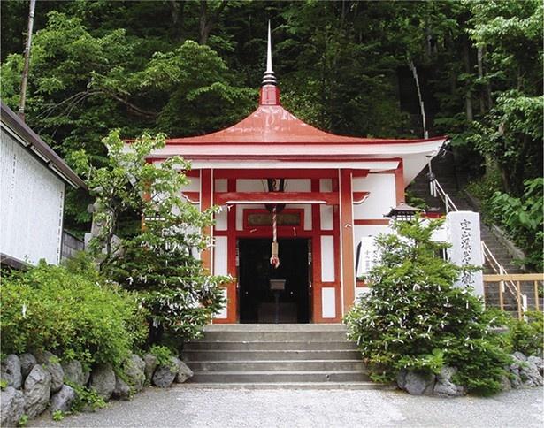 岩戸観音堂/毎年7/18に「岩戸観音大祭」が行われます