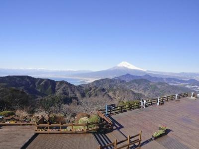 富士山と駿河湾が一望できるスポットは!?