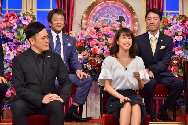 4月3日(月)放送の「しゃべくり007SP」でフジテレビ以外の局に初出演する加藤綾子