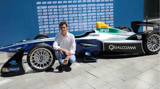 【写真を見る】F1経験者のグティエレス。片山右京は「新しい要素として注目です」と話す