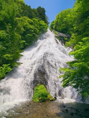 四季で表情を変える奥日光の名瀑「湯滝 <湯ノ湖>」