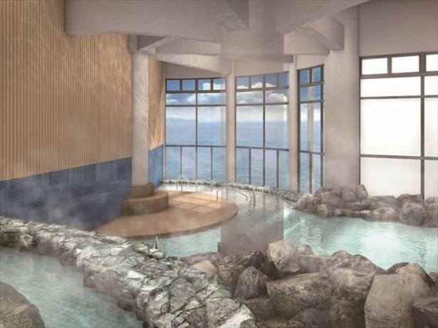 【写真を見る】大江戸温泉物語 ホテル水葉亭は4月28日(金)にリニューアルオープン
