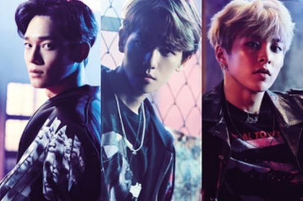 EXO初のユニット・EXO-CBXも出演!