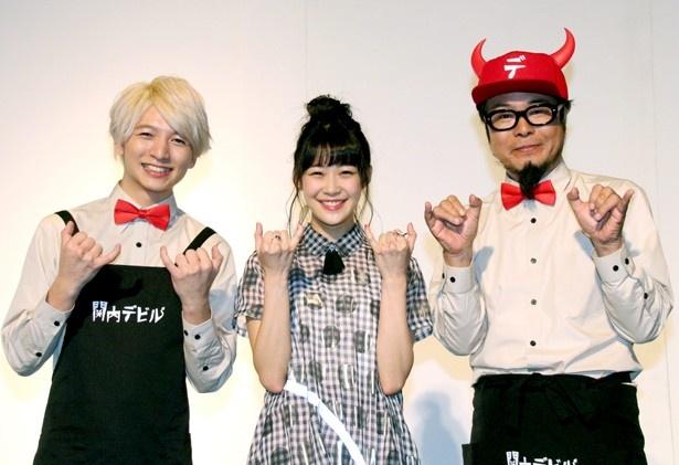 番組の内容について、菊谷Dは「悪魔のようなトークするんだよ!っていうことにしておいてもらって、いいですかね?」