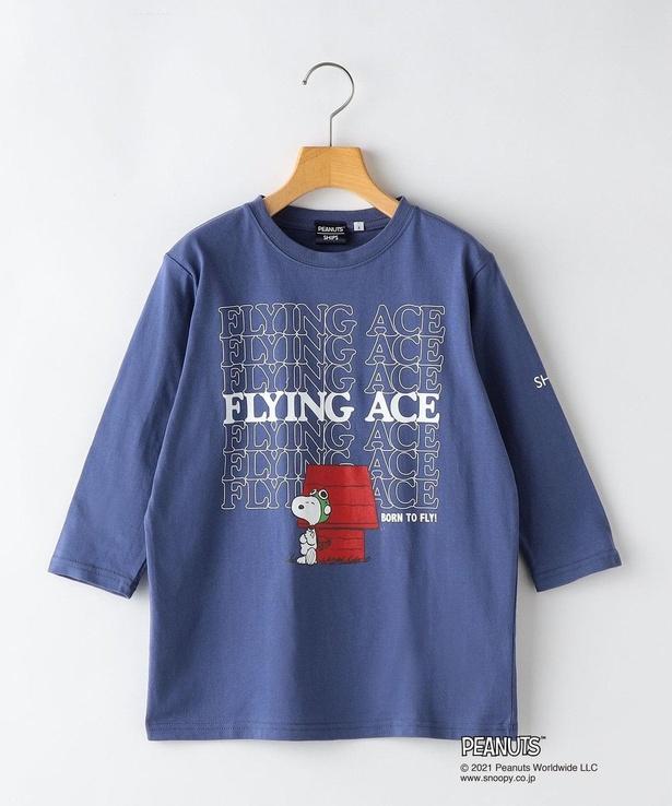 赤いマフラーがトレードマークの「FLYING ACE」