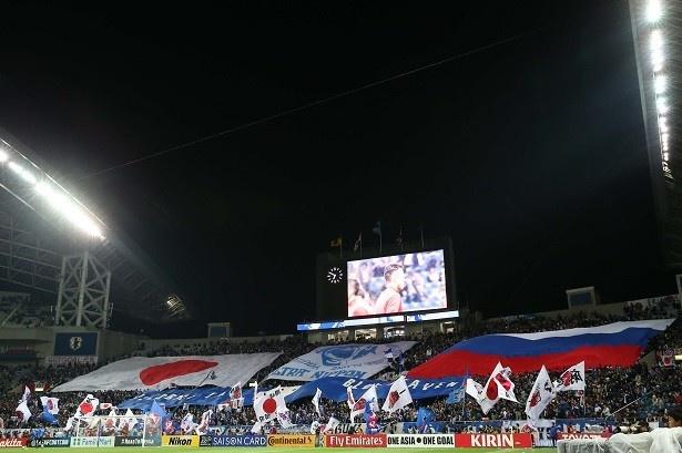 サッカー日本代表、世界への道!W杯アジア地区最終予選 「日本代表×タイ代表」2/21