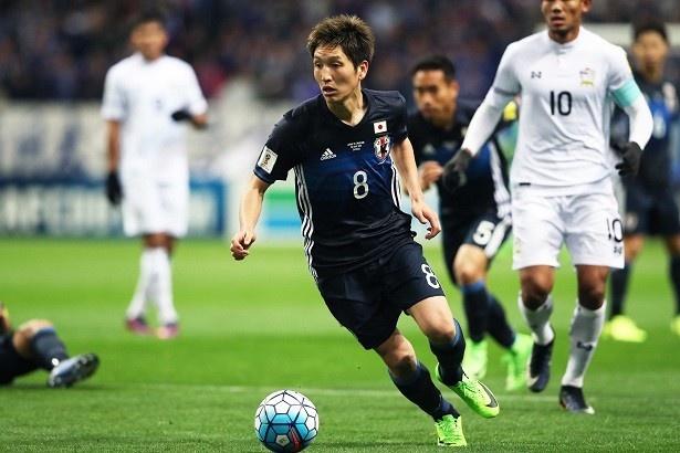 サッカー日本代表、世界への道!W杯アジア地区最終予選 「日本代表×タイ代表」6/21