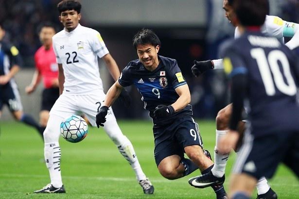 サッカー日本代表、世界への道!W杯アジア地区最終予選 「日本代表×タイ代表」4/21