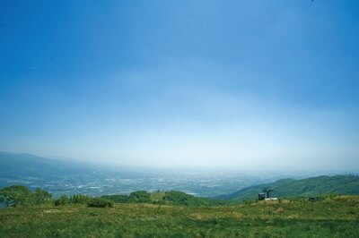 きじひき高原(パノラマ展望台)からのビュー