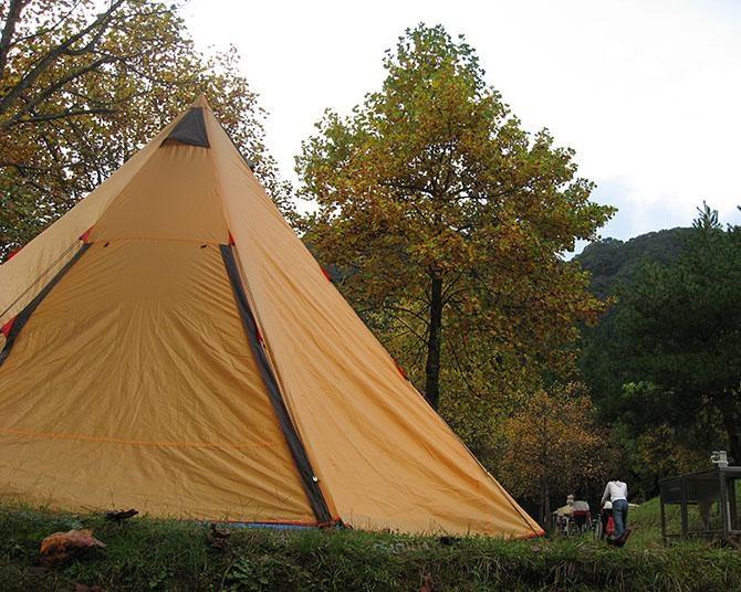 関西エリアから行く!美しい紅葉が楽しめるキャンプ場5選
