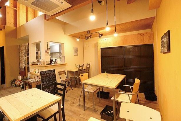 アットホームな空間/毎日食堂 淡路島店