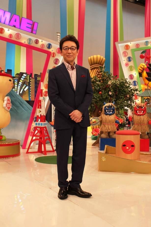 【写真を見る】2016年に特番として放送された同番組が、古舘伊知郎のバラエティー番組復帰第1弾となった