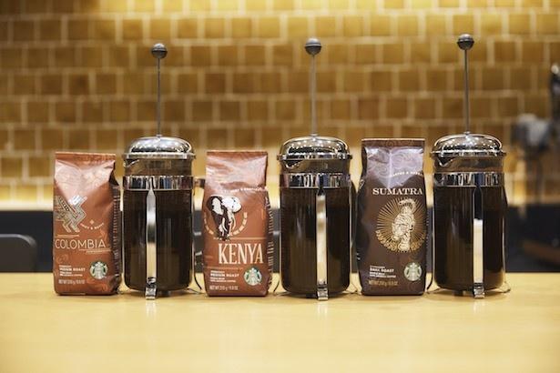 香りも風味も大きく違う、世界各国のコーヒー豆
