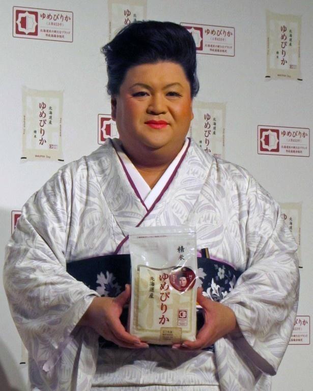 「怒り新党」レギュラーのマツコ・デラックス