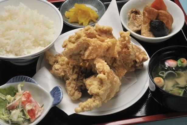 純の店/ザンギ定食