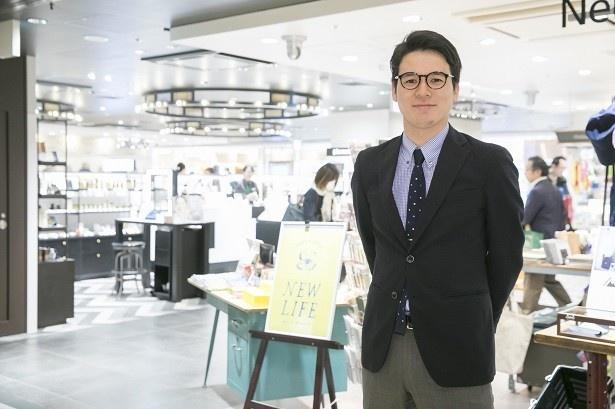 開発を担当した鉄道会館 業態開発グループ係長の菊田譲さんに第2期開業のポイントを聞いた!