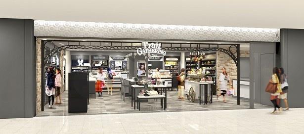 新しくオープンする21店舗のうち、東京駅初出店がなんと16店舗