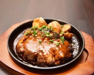 【新店】精肉店が営む洋食店「パーラーペコペコ」。7種類のハーブが香る大人のハンバーグは絶品だった!