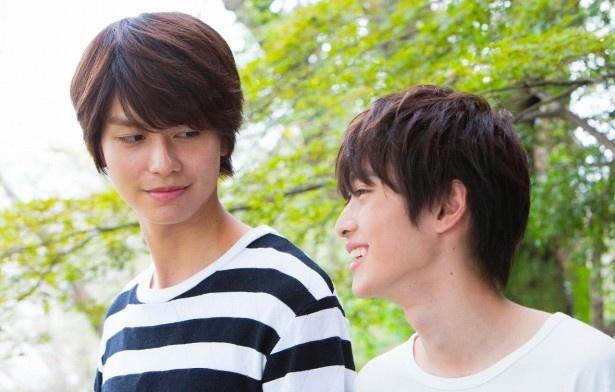 注目の若手俳優2人が織り成す青春ストーリーは、6月24日(土)より公開