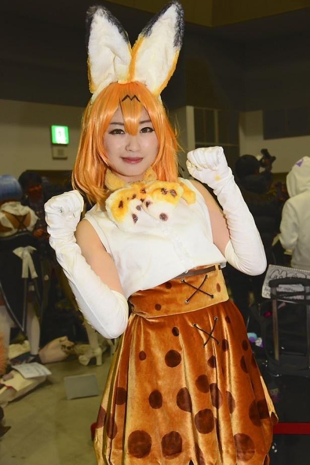 【コスプレ20選】「けものフレンズ」から「SAO」まで!AnimeJapan 2017で見つけたコスプレ美女たち